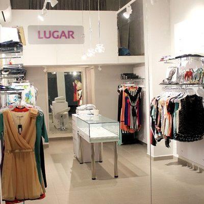שמירה על מרחב בחנות בגדים